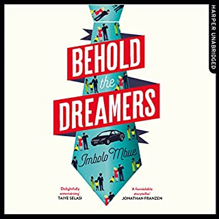 Behold the Dreamers cover art