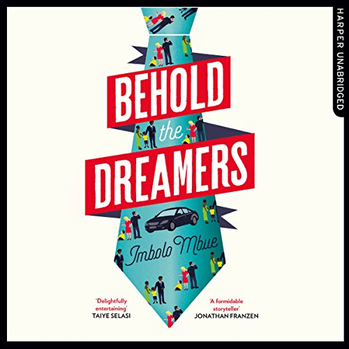 Behold the Dreamers audiobook cover art