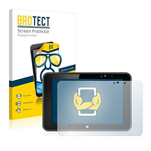 BROTECT Schutzfolie kompatibel mit Fujitsu Stylistic V535 (2 Stück) klare Bildschirmschutz-Folie