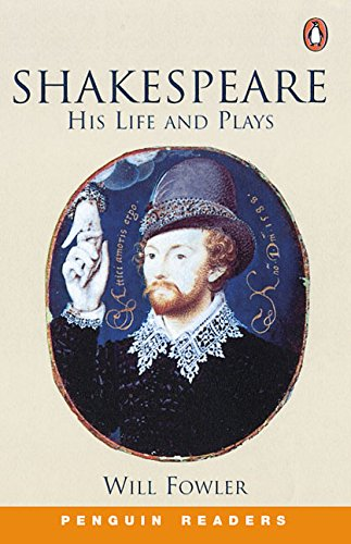 *SHAKESPEARE-HIS LIFE & PLAYS      PGRN4 (Penguin Readers (Graded Readers))の詳細を見る