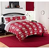 Alabama Crimson Tide Queen Comforter & Sheet Set