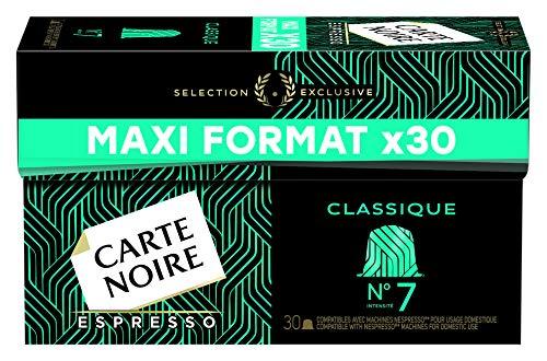 Carte Noire Espresso N7 Classique - 120 Capsules...