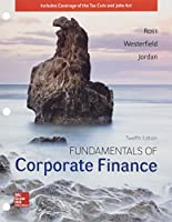 Fundamentals of Corporate Finance (Mcgraw-hill Education Series in Finance, Insurance, and Real Estate)