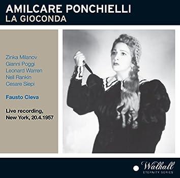 Ponchielli: La Gioconda, Op. 9 (Live)