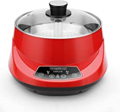 Hot Pot HG-Electric Fondues Ménage électrique Intelligent Levage Ménage Multifonctionnel Pot De Cuisson Grande Cuisinière ...