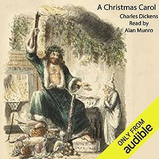 Couverture de A Christmas Carol