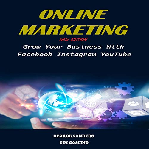 Online Marketing New Edition audiobook cover art
