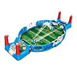 Liu Yu·casa creativa Mini Juego de fútbol de Mesa, Juegos de Mesa de fútbol portátiles, Juguetes de fútbol de Entrenamiento, Juguetes Deportivos de Oficina interactivos para niños Adultos