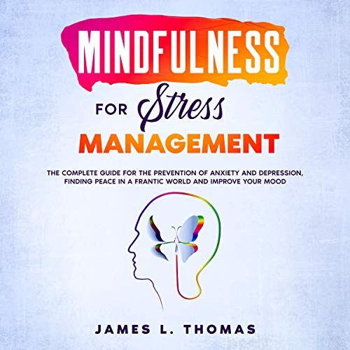 Mindfulness for Stress Management cover art