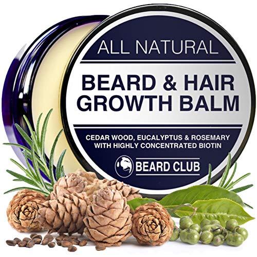Bálsamo para el Crecimiento de la Barba y del Pelo