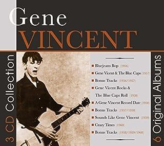 G.Vincent-6 Orig. Albums by Gene Vincent