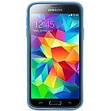 Phonix Cruz Protector de Pantalla para Samsung Galaxy S5 G900 Azul