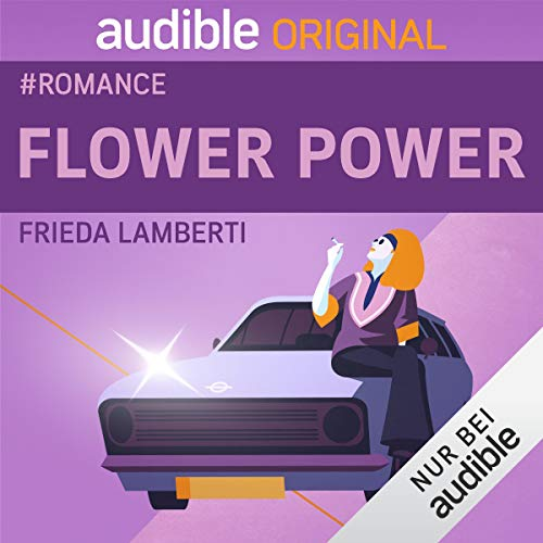 Flower Power audiobook cover art