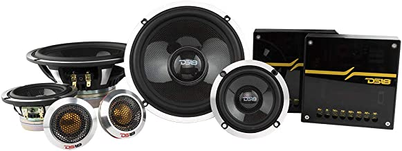 "$449 » Sponsored Ad - DS18 DX3N Deluxe 6.5"" 3-Way Neodymium Quality Component Speaker System - 580 Watts, 4 Ohm - Set with Woofer..."