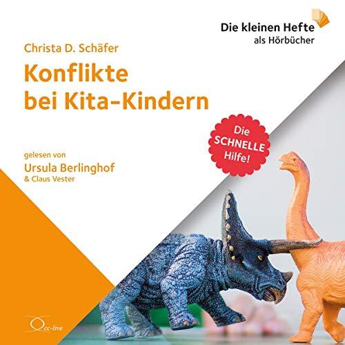 Konflikte bei Kita-Kindern Titelbild