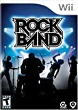 Rock Band - Nintendo Wii (Game only)