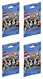 LEGO Minifigures - Disney Series 2 - Random Bag of 4 (71024)