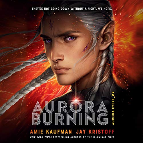 Aurora Burning: The Aurora Cycle, Book 2