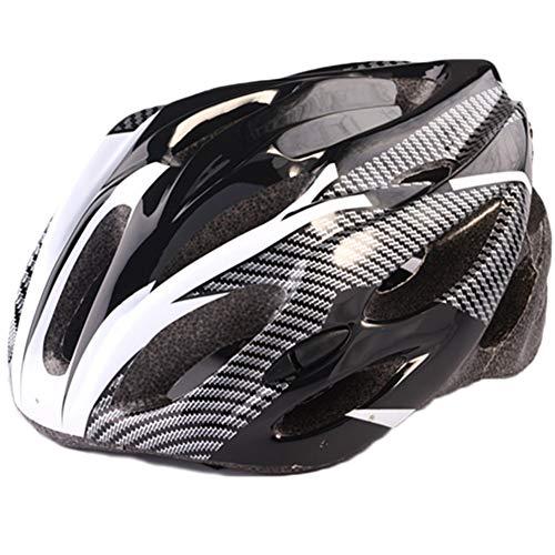 Casco de Bicicleta MTB Deportes al Aire Libre Hombres Mujer Adultos Casco...