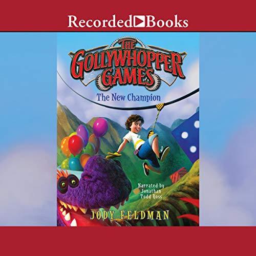 『The Gollywhopper Games』のカバーアート