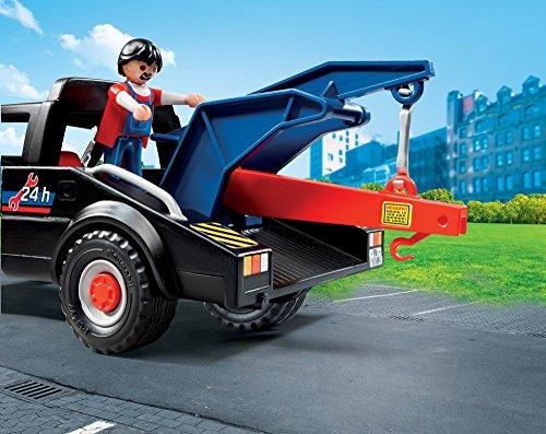 Ensemble de jeu Dépanneuse Remorquage Playmobil Towing - 5664 - 3