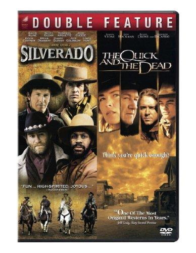 Quick & The Dead & Silverado [Reino Unido] [DVD]