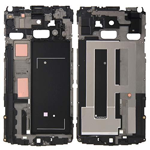 BEIJING  SCREENCOVER+ Placa de Bisel de Marco LCD de la Carcasa Delantera para Galaxy Note 4 / N910V, Reemplazo LCD Placa Placa ATRÁS BIELEL