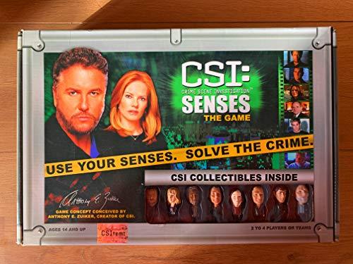 CSI: Senses; The Game