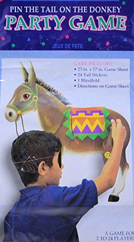 Pin La queue de l'âne