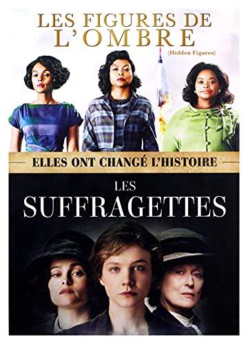 Les figures de l'ombre / Les suffragettes (BOX) [2DVD] (Audio français. Sous-titres français)