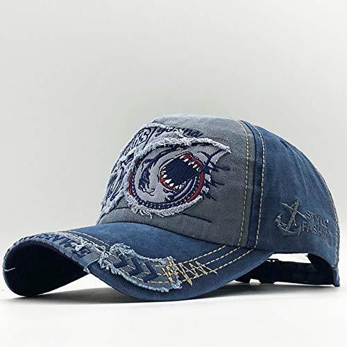 Nueva Gorra de béisbol de algodón para Hombre para Mujer, Gorra Snapback, Gorras, Casquette Informal para Hombre, Gorras de béisbol-A3-55-60cm