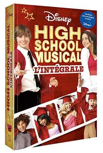 HIGH SCHOOL MUSICAL - Lintégrale - Le roman des 3 films - Di
