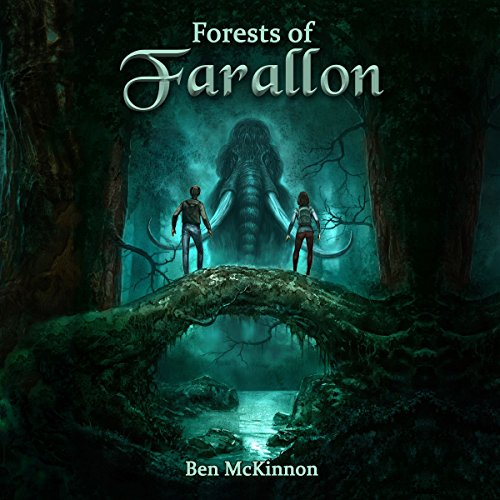 Forests of Farallon audiobook cover art
