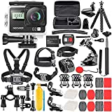 Neewer G2 4K WiFi Sports Action Camera with Touch Screen Ultra HD Waterproof DV Camcorder 12MP...