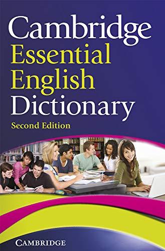 Cambridge Essential English Dictionary