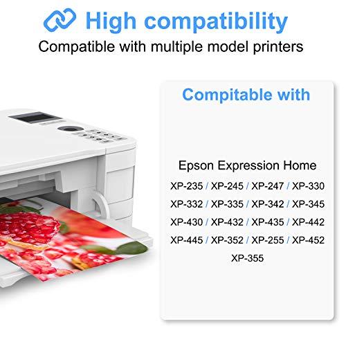 20X Tinnee Cartuchos de Tinta 29XL, Para Epson 29 XL Multipack, Compatible con Epson Expression Home XP-235 XP-245 XP-247 XP-255 XP-342 XP-332 XP-335 XP-345 XP-355 XP-352 XP-432 XP-435 XP-442 XP-445