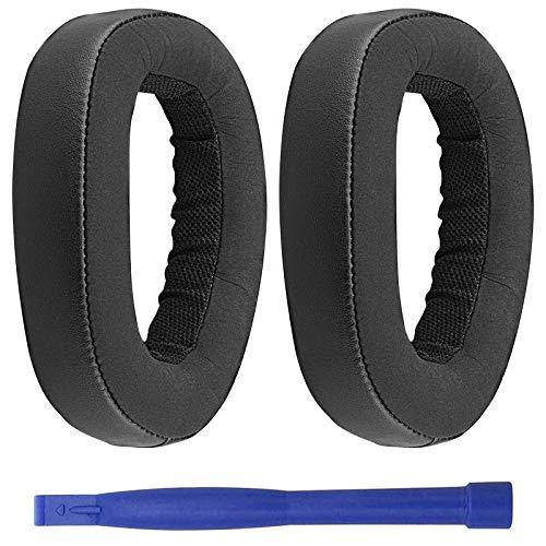GSP 600 Ohrpolster,Ersatz Ohrpolster Kompatibel mit Sennheiser GSP 600/GSP 670/GSP 500 Gaming Headset(GSP 670 Ear Pads