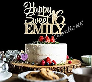 Best personalized sweet 16 Reviews