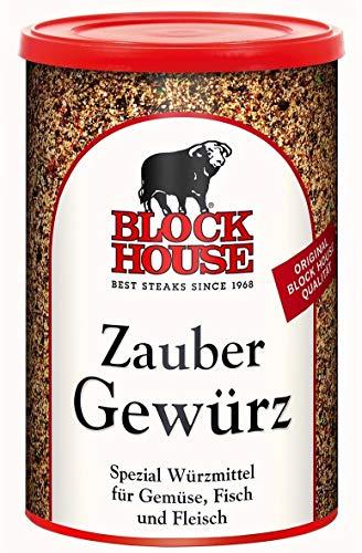Block House Zaubergewürz, 280 g