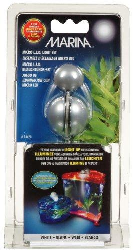 Marina LED Light Unit for Betta and Goldfish Kits w/cUL Adapter