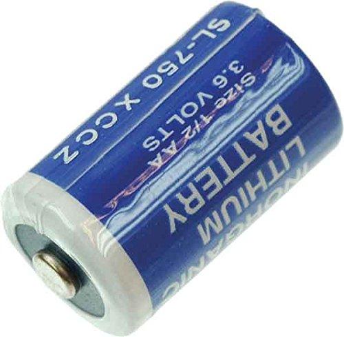 Tadiran SL-750 / S 1/2AA batteria al litio, 950mAh