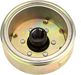 Chanoc 6 Poles Flywheel Assembly for GY6 125cc 150cc ATV Moped Quad Scooter