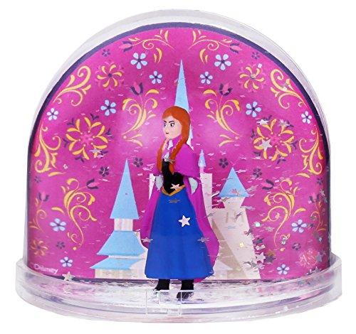Trousselier - La Reine des Neiges - Frozen - Ana - Boule à Neige - Porte Photo