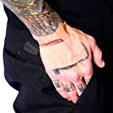 Tat2X Tat Skin Tattoo Cover Up Tape Light Skin Tone Color (perfect for covering a small tattoo)