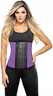 Ann Chery Women's Faja Deportiva Workout Waist Cincher with 3 Hooks