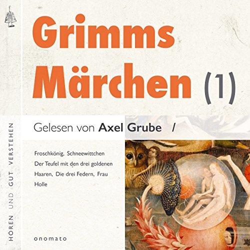 Froschkönig / Schneewittchen / Der Teufel mit den drei goldenen Haaren / Die drei Federn / Frau Holle Titelbild