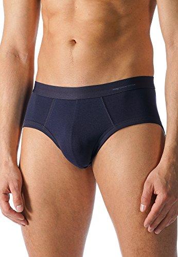 Mey Basics Serie Casual Cotton Herren Classic-Slips Blau 6
