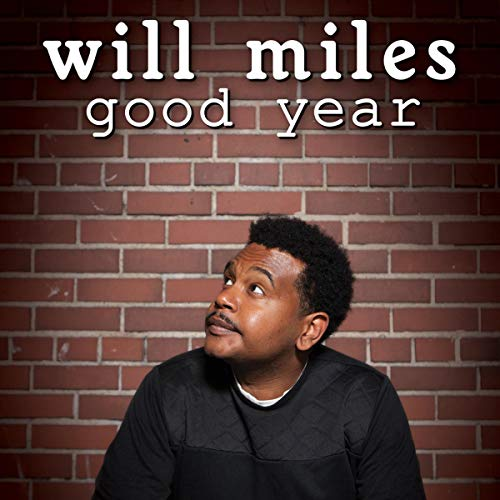 Will Miles cover art