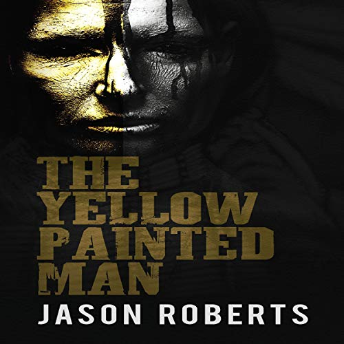 The Yellow Painted Man audiobook cover art