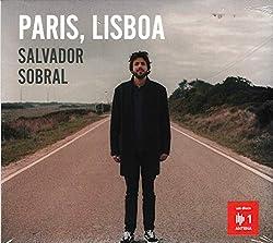 Salvador Sobral - Paris, Lisboa [CD] 2019